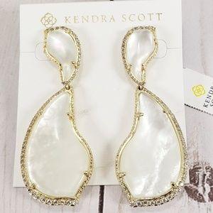 Kendra Scott Teddi Statement Earrings